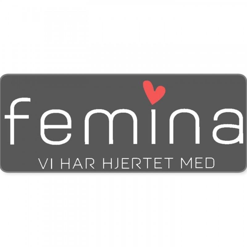 Femina Lingeri v/Mette Frost - Logo